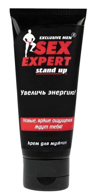 КРЕМ ВОЗБУЖДАЮЩИЙ STAND UP 40МЛ