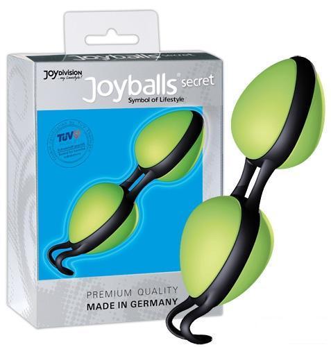 Joyballs Вагинальные шарики Secret зеленые