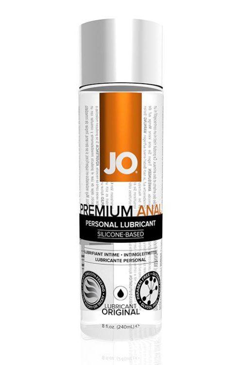 Анальный лубрикант на силиконовой основе JO Anal Premium 240 мл