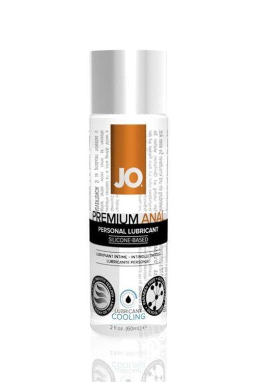 Анальный охлаждающий лубрикант на силиконовой основе JO Anal Premium , 60 мл