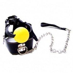 Collar with gag Notabu NTB-80260