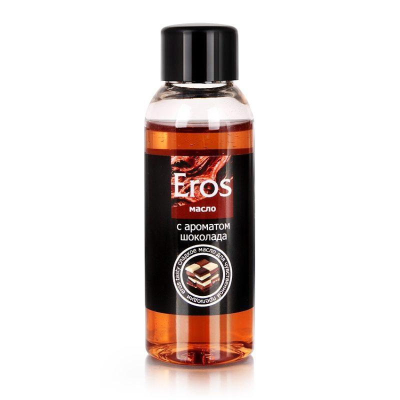 Масло массажное Eros Sweet с ароматом шоколада 50мл