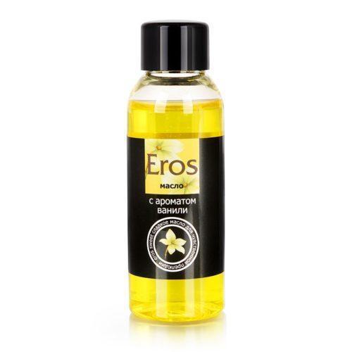 Масло массажное Eros Sweet с ароматом ванили 50мл